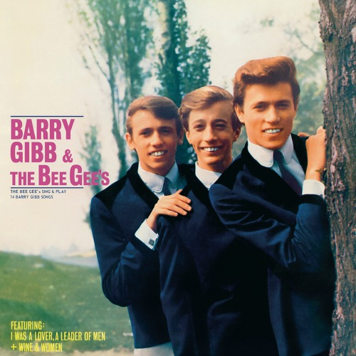 1965 – The Bee Gees Sing and Play 14 Barry Gibb Songs