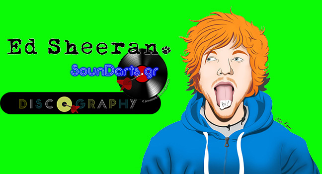 Discography & ID : Ed Sheeran