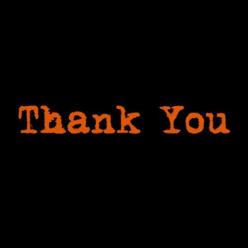 2011 – Thank You (E.P.)