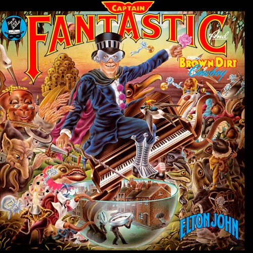 1975 – Captain Fantastic and the Brown Dirt Cowboy