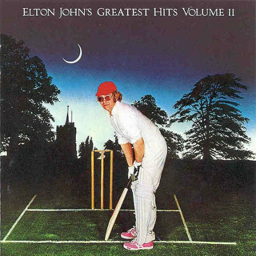 1977 – Elton John's Greatest Hits Volume II (Compilation)