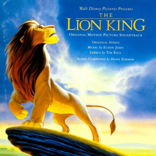 1994 – The Lion King (O.S.T.)