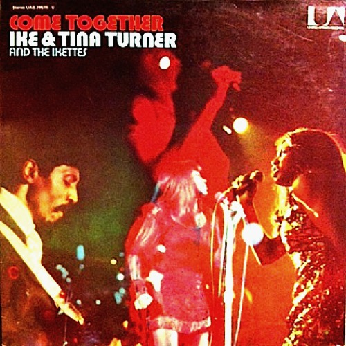 1970 – Come Together (with Ike)