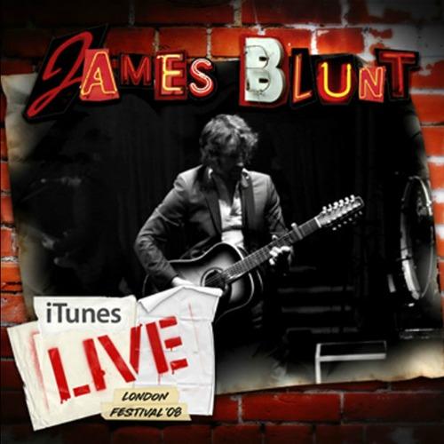 2008 – James Blunt Live: London Festival '08 (E.P.)