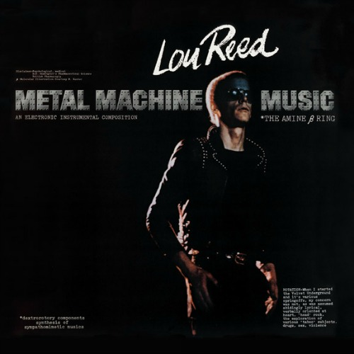 1975 – Metal Machine Music