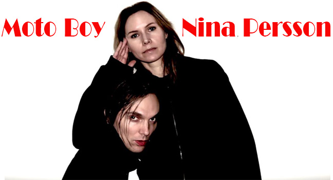 Νέο τραγούδι & Video Clip   Moto Boy Feat. Nina Persson – Dead For Seconds