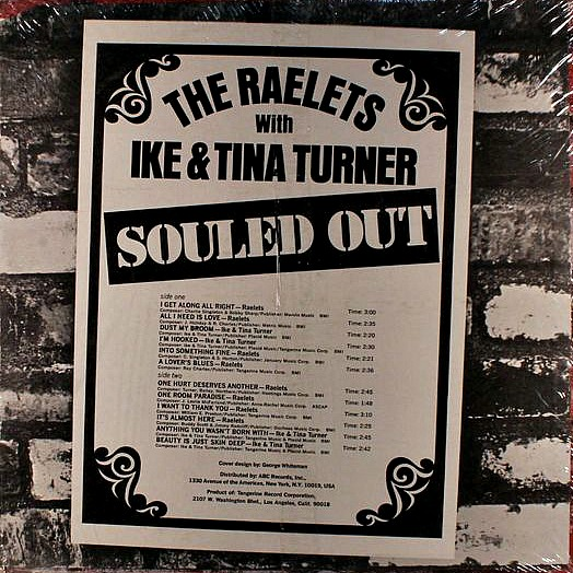 1966 – Souled Out (with Ike & The Raelets )