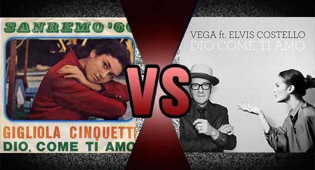 Νέα Διασκευή | Vega & Elvis Costello – Dio Come Ti Amo