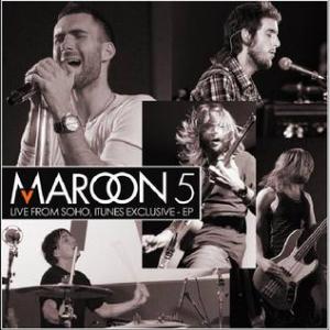 2008 – Live from SoHo (E.P.)