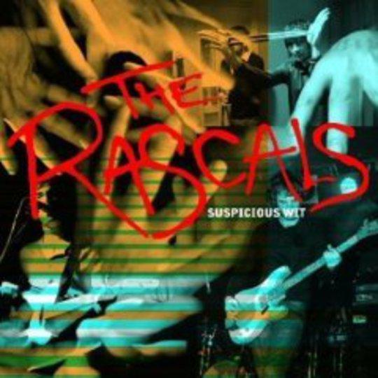 2008 – Suspicious Wit E.P. (The Rascals)