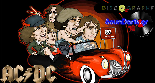 Discography & ID : AC/DC
