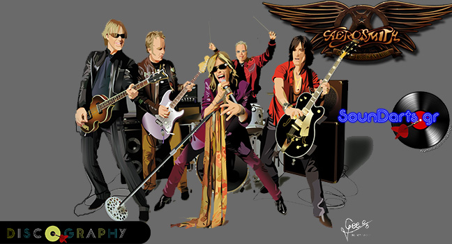 Discography & ID : Aerosmith