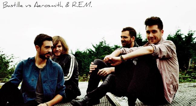 Νέα Διασκευή | Bastille – I Don't Want To Miss A Thing & It's The End Of The World As He Know It