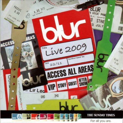 2009 – Live 2009 (Live)