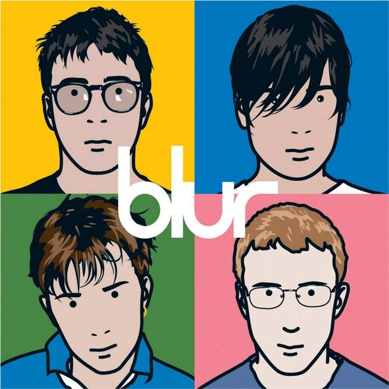 2000 – Blur: The Best Of (Compilation)