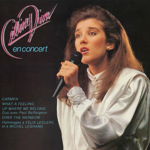 1985 – Céline Dion en concert (Live)