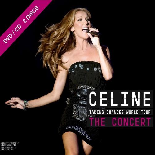 2010 – Taking Chances World Tour: The Concert (Live)