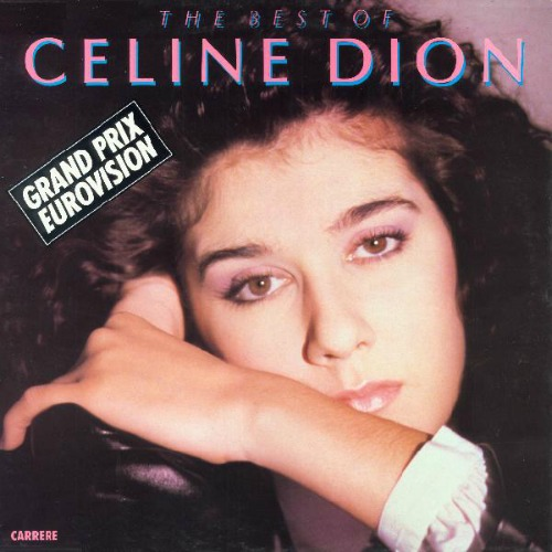 1988 – The Best of Celine Dion (Compilation)