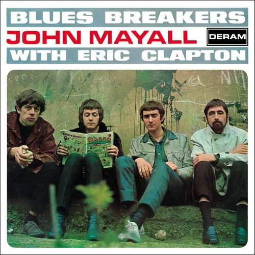 1966 – Blues Breakers with Eric Clapton (with John Mayall & the Bluesbreakers)
