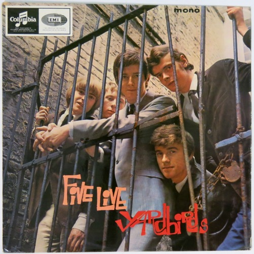 1964 – Five Live Yardbirds (with The Yardbirds) (Live)