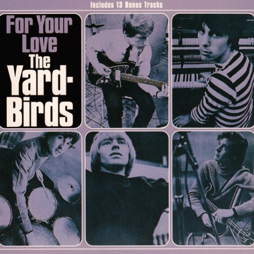 1965 – For Your Love (with The Yardbirds)