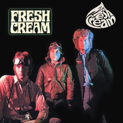 1966 – Fresh Cream (with Cream)