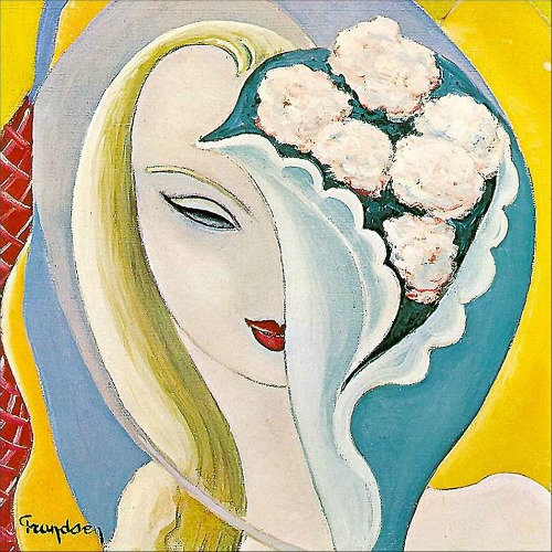 1970 – Layla and Other Assorted Love Songs (with Derek and the Dominos)