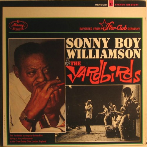 1966 – Sonny Boy Williamson and the Yardbirds (with The Yardbirds) (Live)