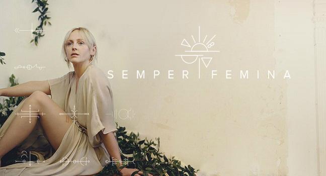 έ Album Laura Marling Semper Femina Soundarts