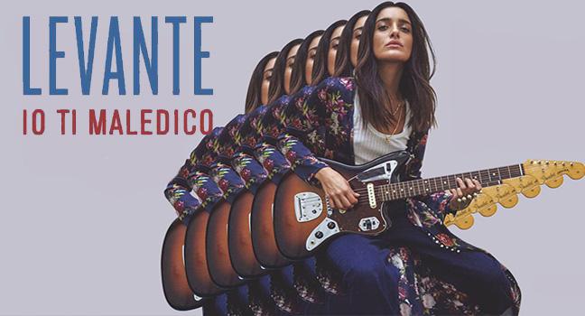 Νέο Τραγούδι | Levante – Lo Ti Maledico