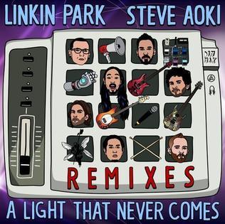 2014 – A Light That Never Comes (Remixes) (E.P.)