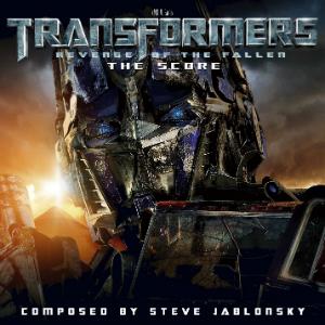 2009 – Transformers: Revenge of the Fallen – The Score (O.S.T.)