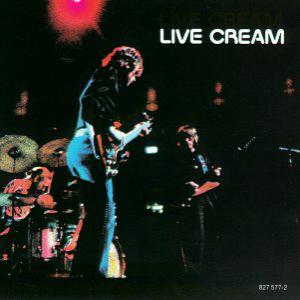 1970 – Live Cream (with Cream) (Live)