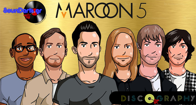 Discography & ID : Maroon 5