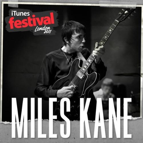 2011 – iTunes Festival: London 2011 E.P.