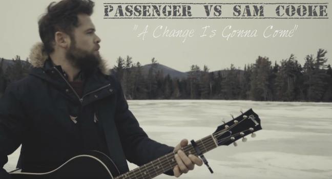 Νέα Διασκευή   Passenger – A Change Is Gonna Come