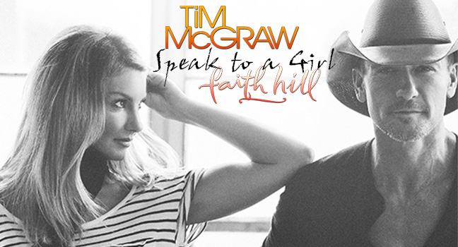 Νέο Ντουέτο | Tim McGraw & Faith Hill – Speak To A Girl