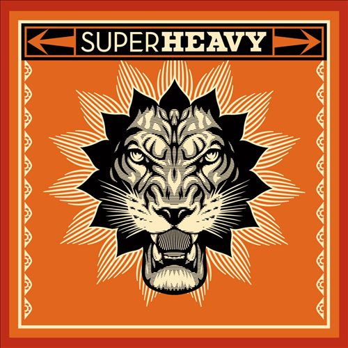 2011 – SuperHeavy (with SuperHeavy)