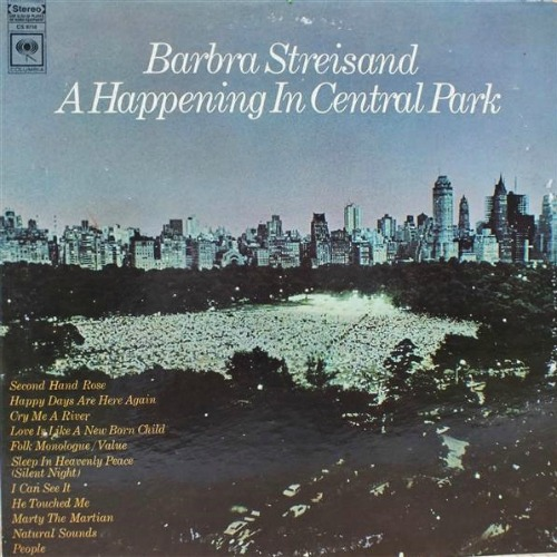 1968 – A Happening in Central Park (Live)