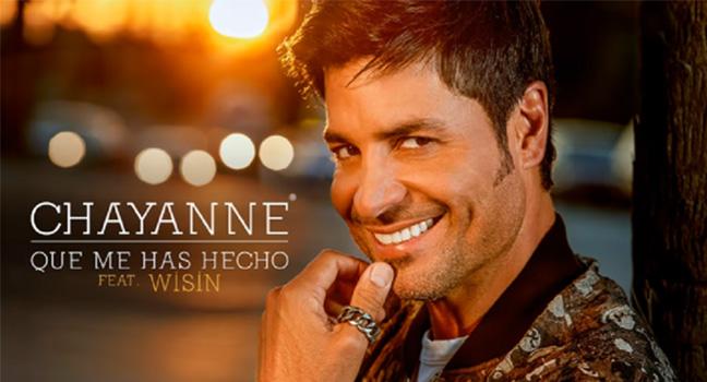 Νέο Τραγούδι | Chayanne Feat. Wisin – Qué Me Has Hecho