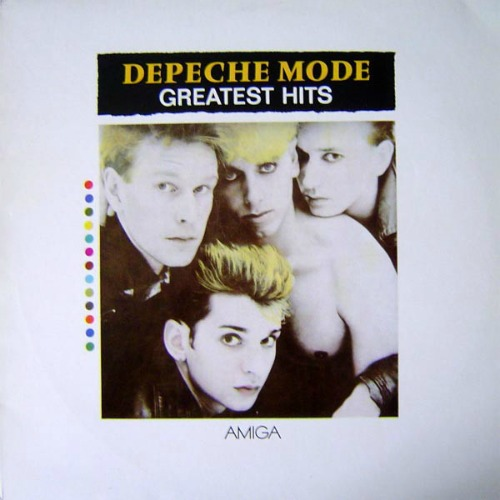 1987 – Depeche Mode Greatest Hits (Compilation)