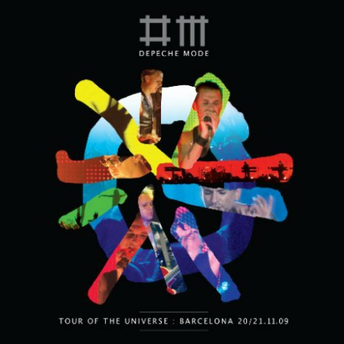 2010 – Tour of the Universe: Barcelona 20/21.11.09 (Live)