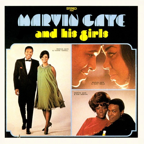 1969 – Marvin Gaye and His Girls (Compilation)