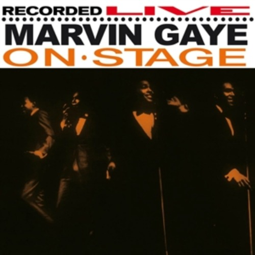 1963 – Marvin Gaye Recorded Live on Stage (Live)