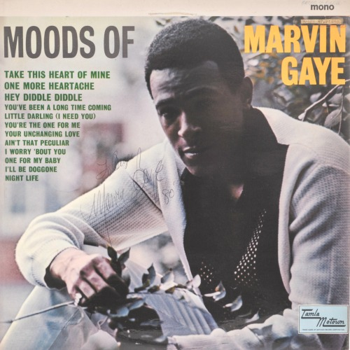 1966 – Moods of Marvin Gaye