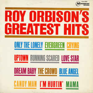 1962 – Roy Orbison's Greatest Hits (Compilation)