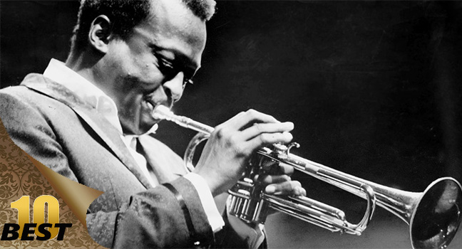 Best 10 | 10 πράγματα που ίσως δεν γνώριζες για τον Miles Davis!