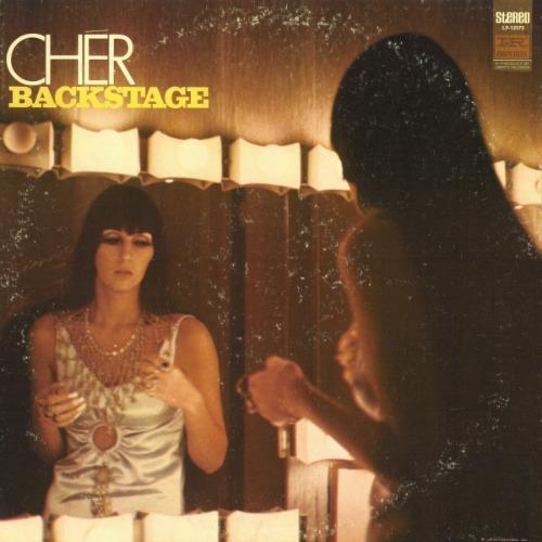 1968 – Backstage