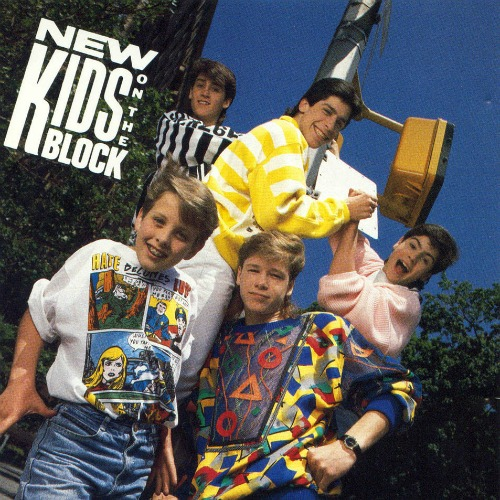 1986 – New Kids on the Block