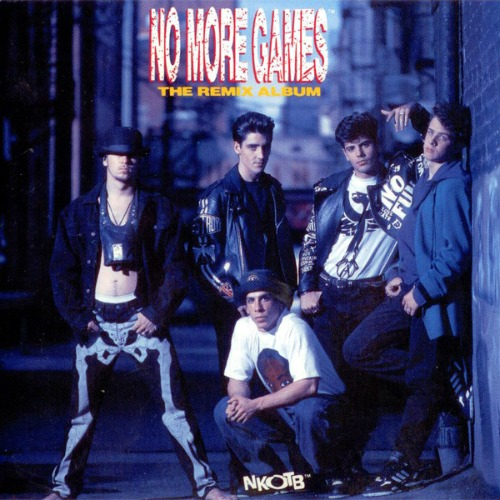 1990 – No More Games/The Remix Album (Compilation)